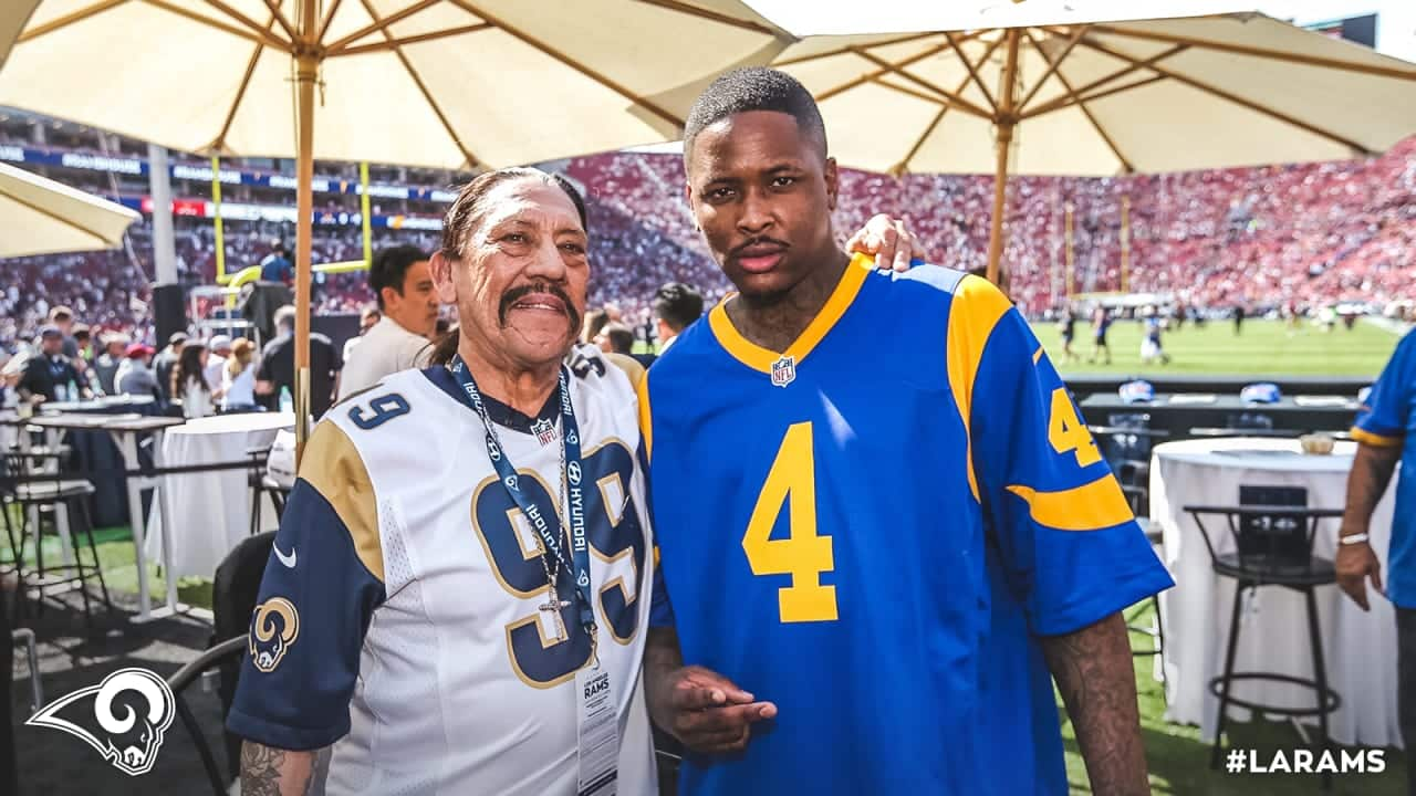 Celebrities Who Are Fans Of The Los Angeles Rams