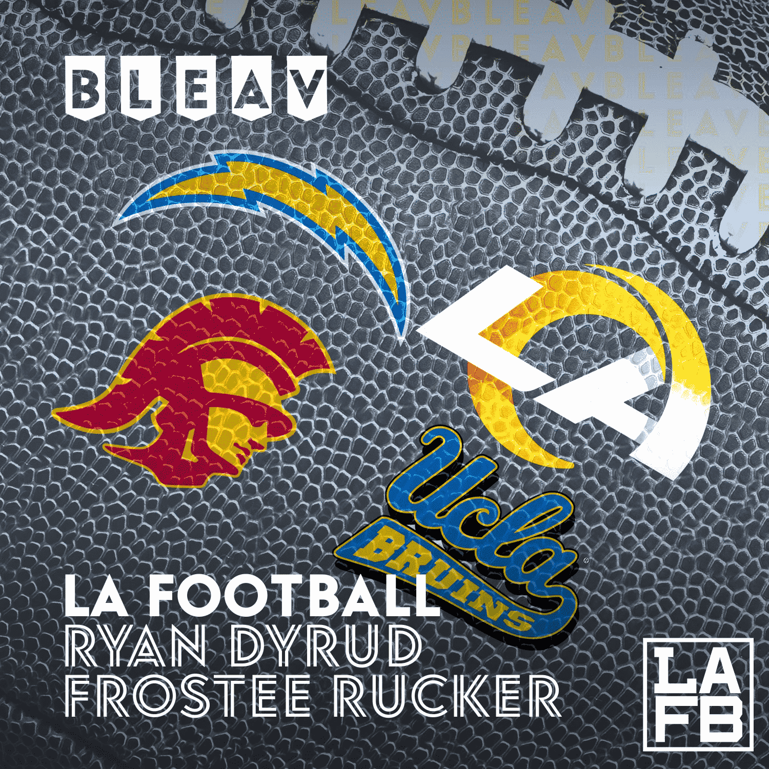 EP 187 – FINAL Rams And Chargers Mock Draft