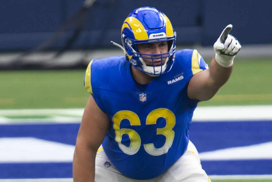 Austin Corbett Will And Should Start At Center For The Rams