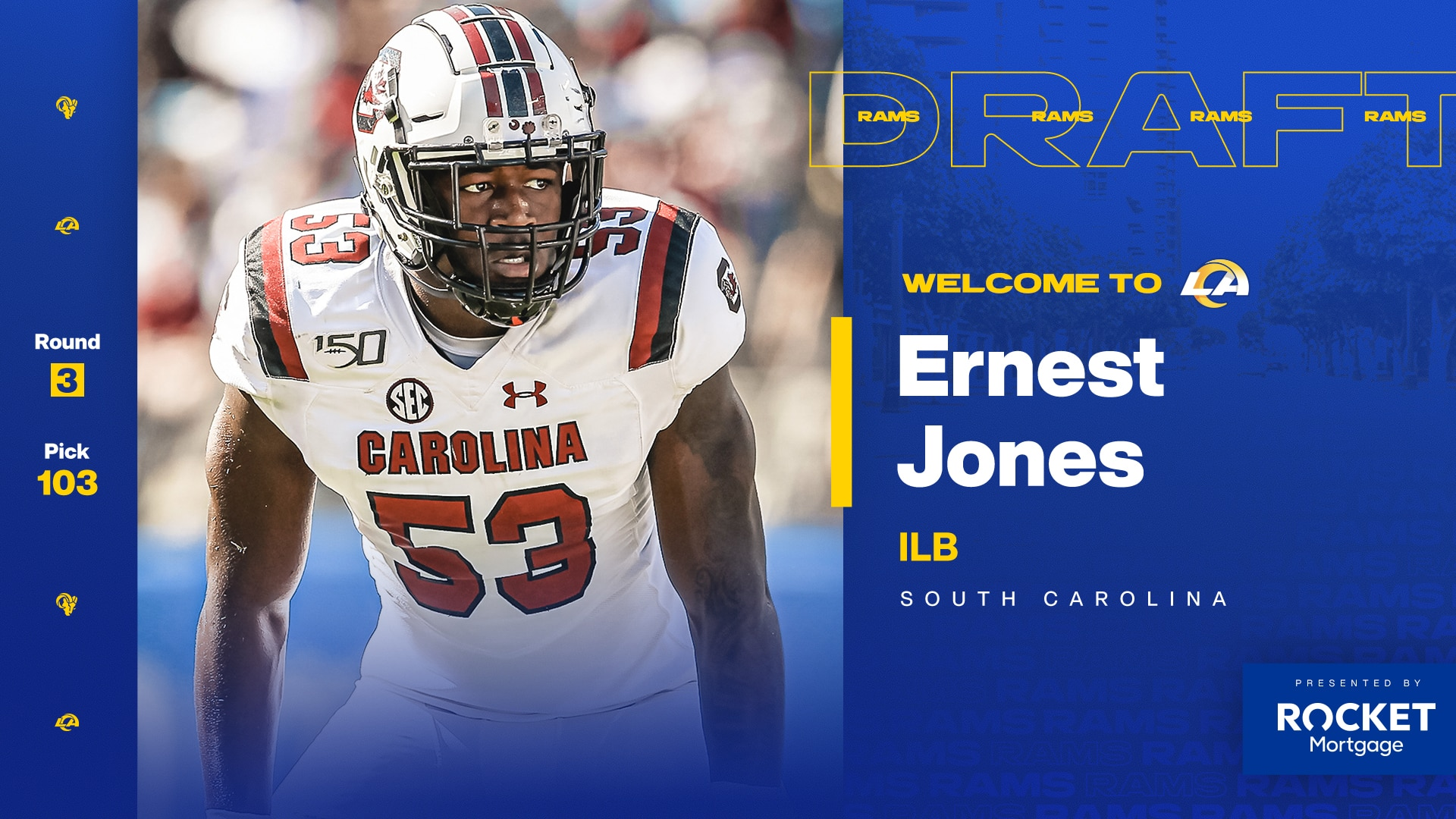 Is Ernest Jones The Right Linebacker For The Rams?
