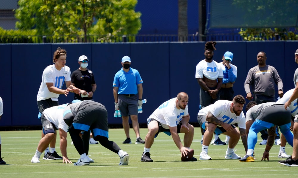 Projecting The Potential Success For The Chargers Offensive Line