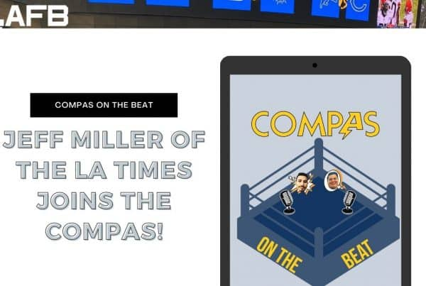 Jeff Miller Joins The Compas!