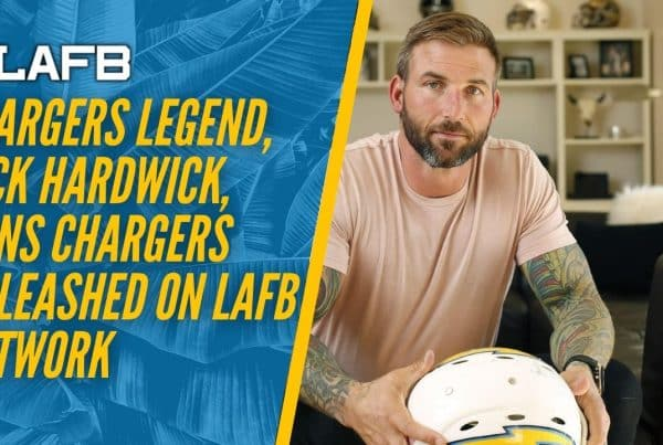Nick Hardwick Joins Chargers Unleashed