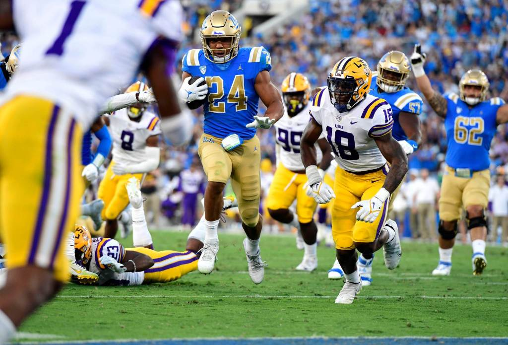 UCLA Football Soars Into The AP Top 25