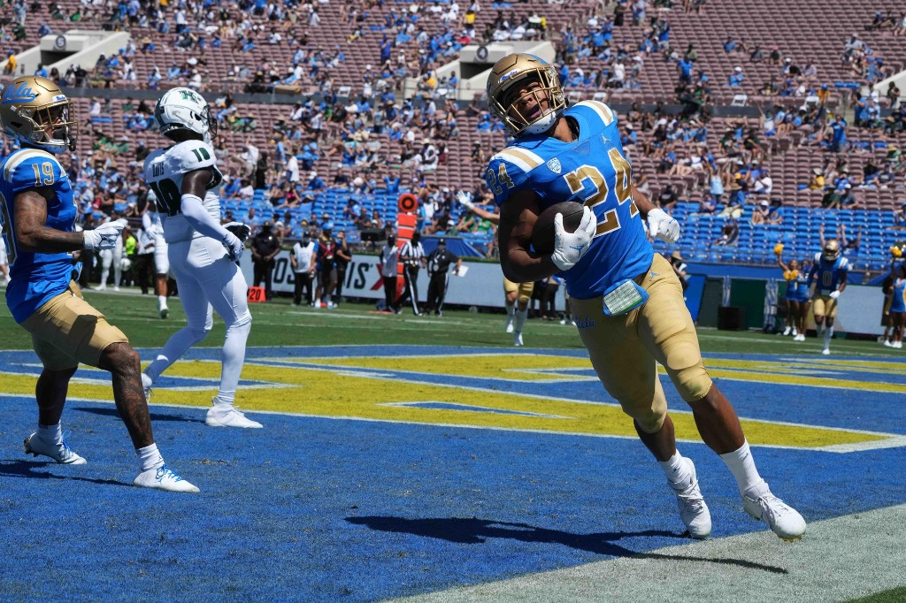 """Bruin Football Is One Week In And Is All """"Chip's"""" In"""