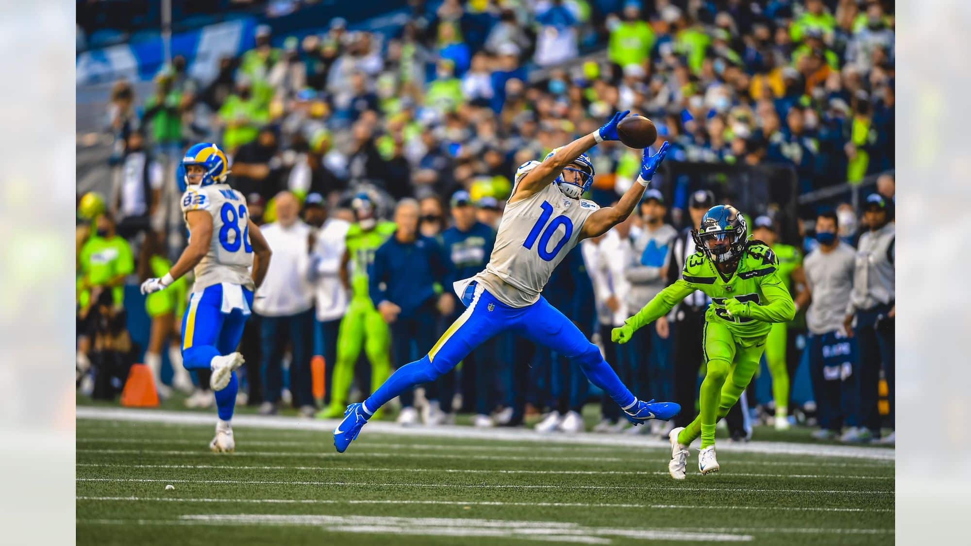 Reviewing The X-Factors In The Rams Win Over The Seahawks