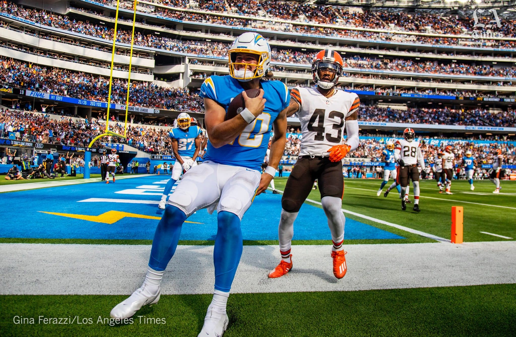 Winners And Losers From The Chargers Week Four Victory Over The Browns