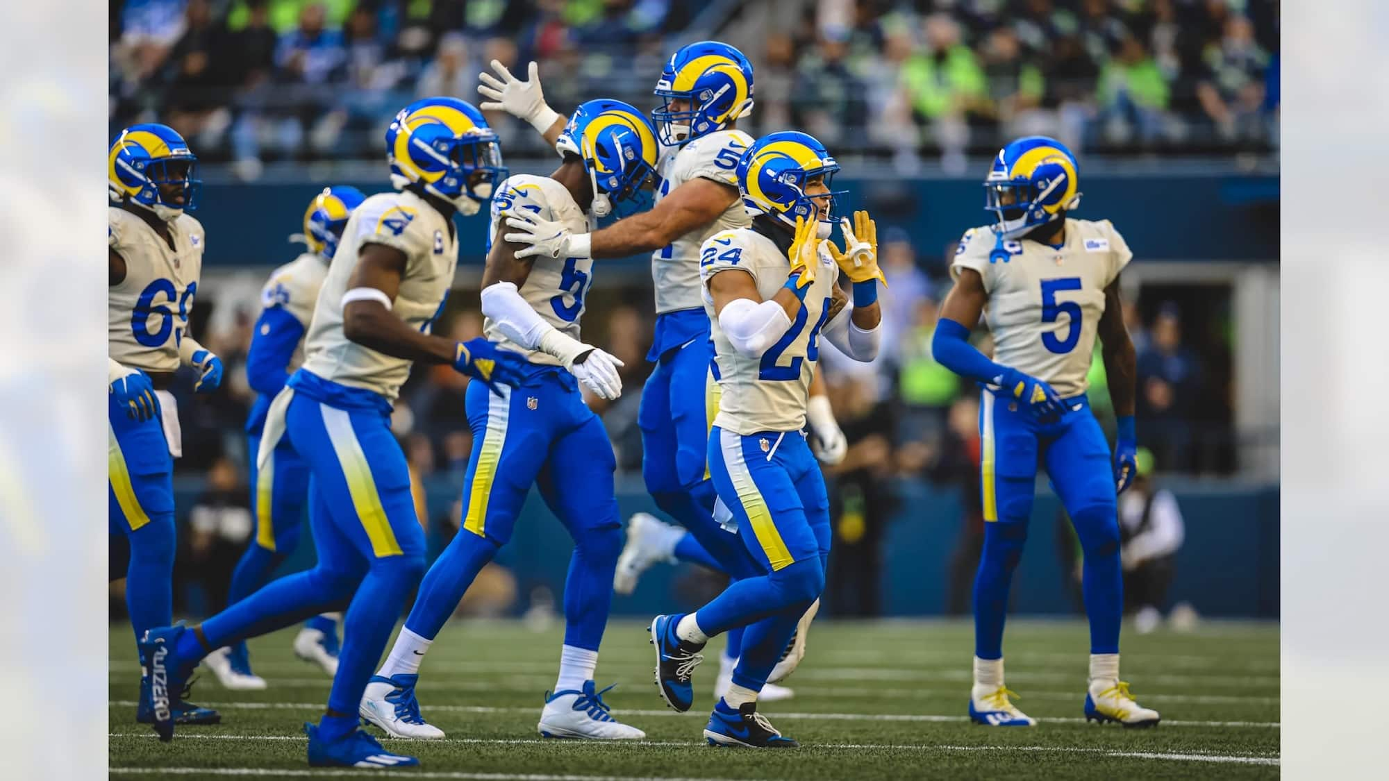 McVay And The Rams Survive Insanity In Seattle