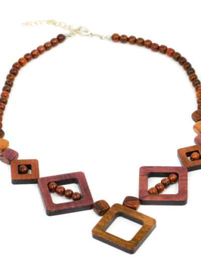 Collier Noflia, Multibois, www.LaTribu.shop