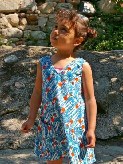 Robe enfant Bla-Bla Sati, www.LaTribu.shop