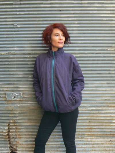 Manteau Kali Yog Froggy, Purple, www.LaTribu.shop
