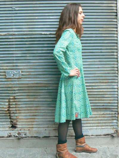 Robe Kali-Yog Folie, Green, www.LaTribu.shop (2)