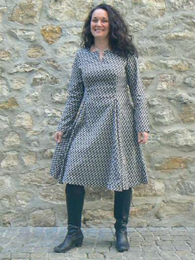 Robe Kali-Yog Folie, Grey, www.LaTribu.shop (1)