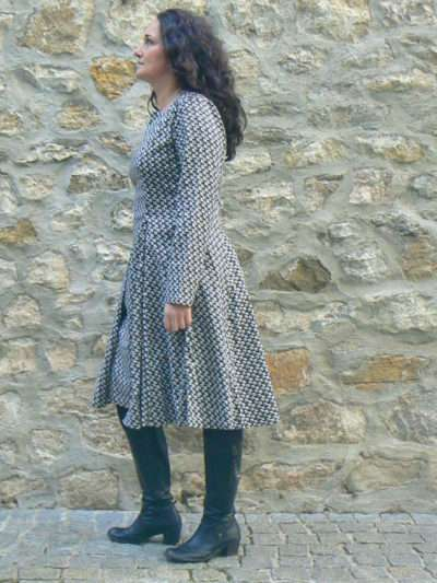 Robe Kali-Yog Folie, Grey, www.LaTribu.shop (2)