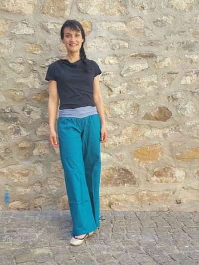 Pantalon Kali-Yog Yogi, Duck, www.LaTribu.shop (2)