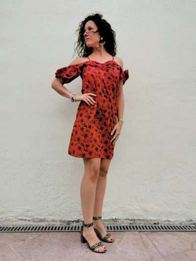 Robe Sinoé Nordy, www.LaTribu.shop (1)