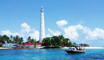 things to do in belitung island