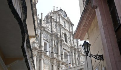 self guided walking tour macau
