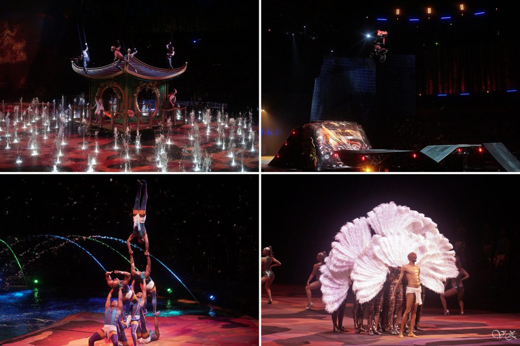 Performance House of Dancing Water Macao