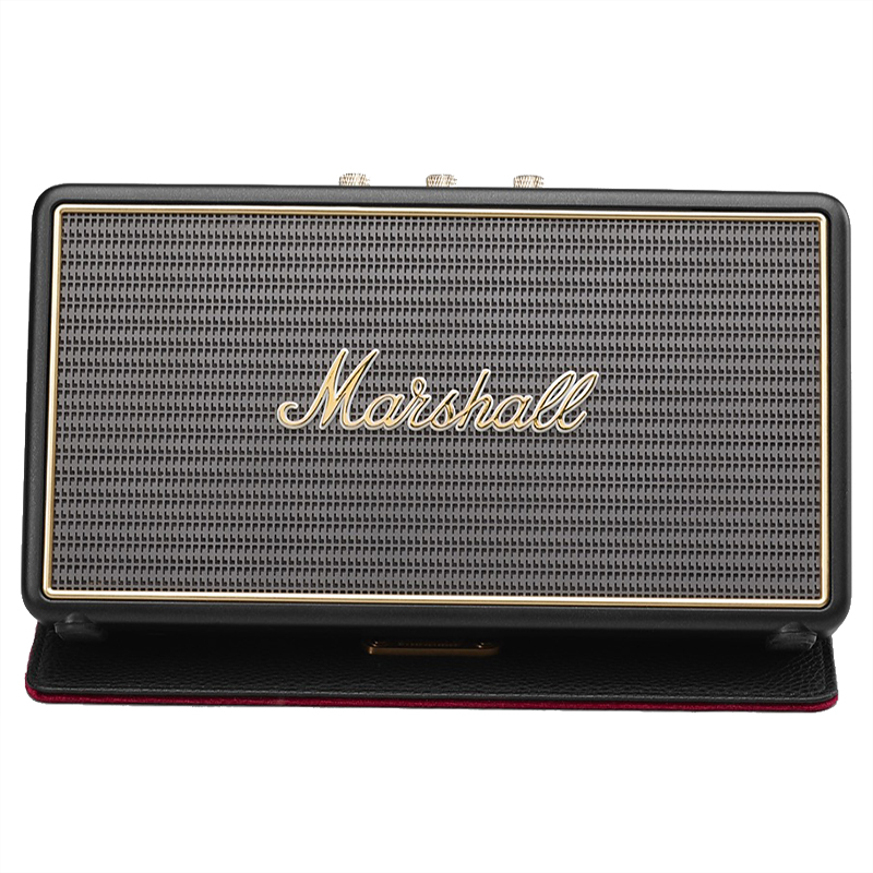 Marshall Stockwell Black + Case