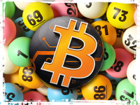 Bitcoins and the Lottery