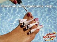 The differences between EuroMillions Lotteries