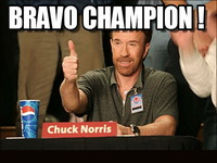 The Striking Similarities between Being a Champion and a Lottery Player