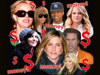 Celebrities Are Playing the Lottery!