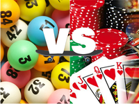 The Lottery Meets Casino Gaming