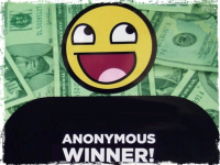 Focus on Becoming an Anonymous Lottery Winner