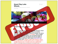 Smart Play Lotto Wheels Exposed