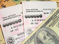 Lottery Money and United States of America