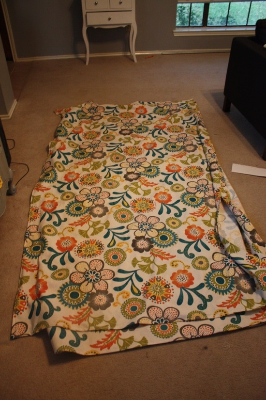fabric for DIY curtains