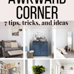 decorate an empty corner