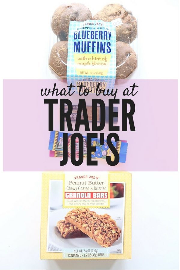 A list of the best of the best things to buy at Trader Joe's right now! These items are all delicious, affordable, and you do not want to miss out. There are a few hidden gems in here!