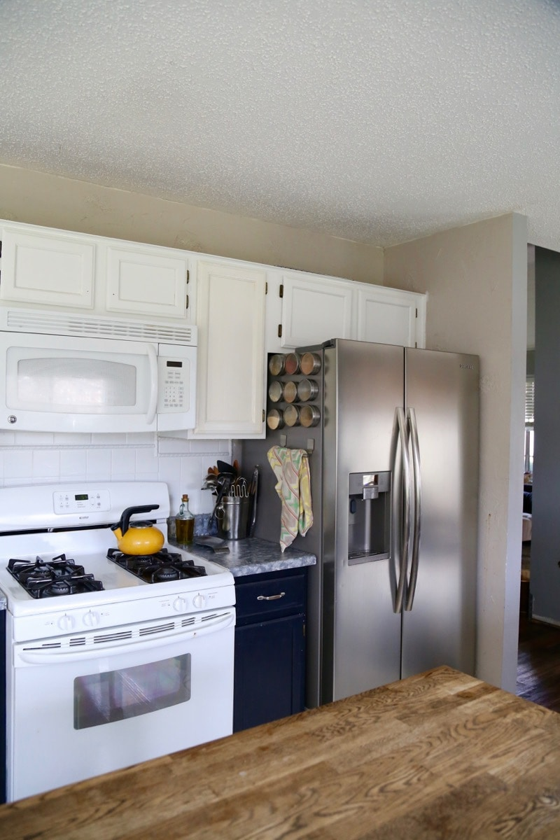 When you've lived in a house for a long time it can start to feel like you're stuck spinning your wheels and not making any progress. However, you'd probably be surprised to find you've come a lot further along than you think you have! Here's a look at one family's progress over 5 years in their home.