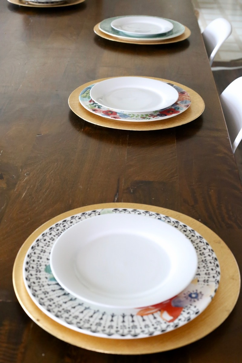 Anthropologie dishes