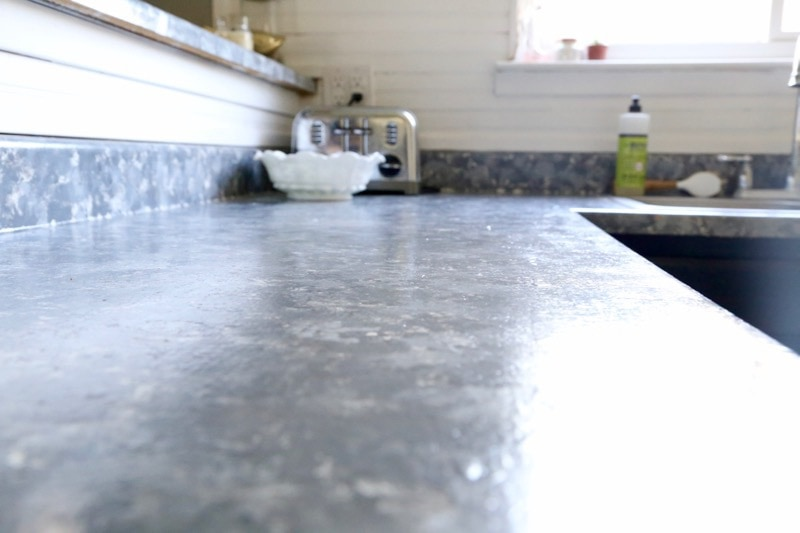 tips for painting kitchen countertops