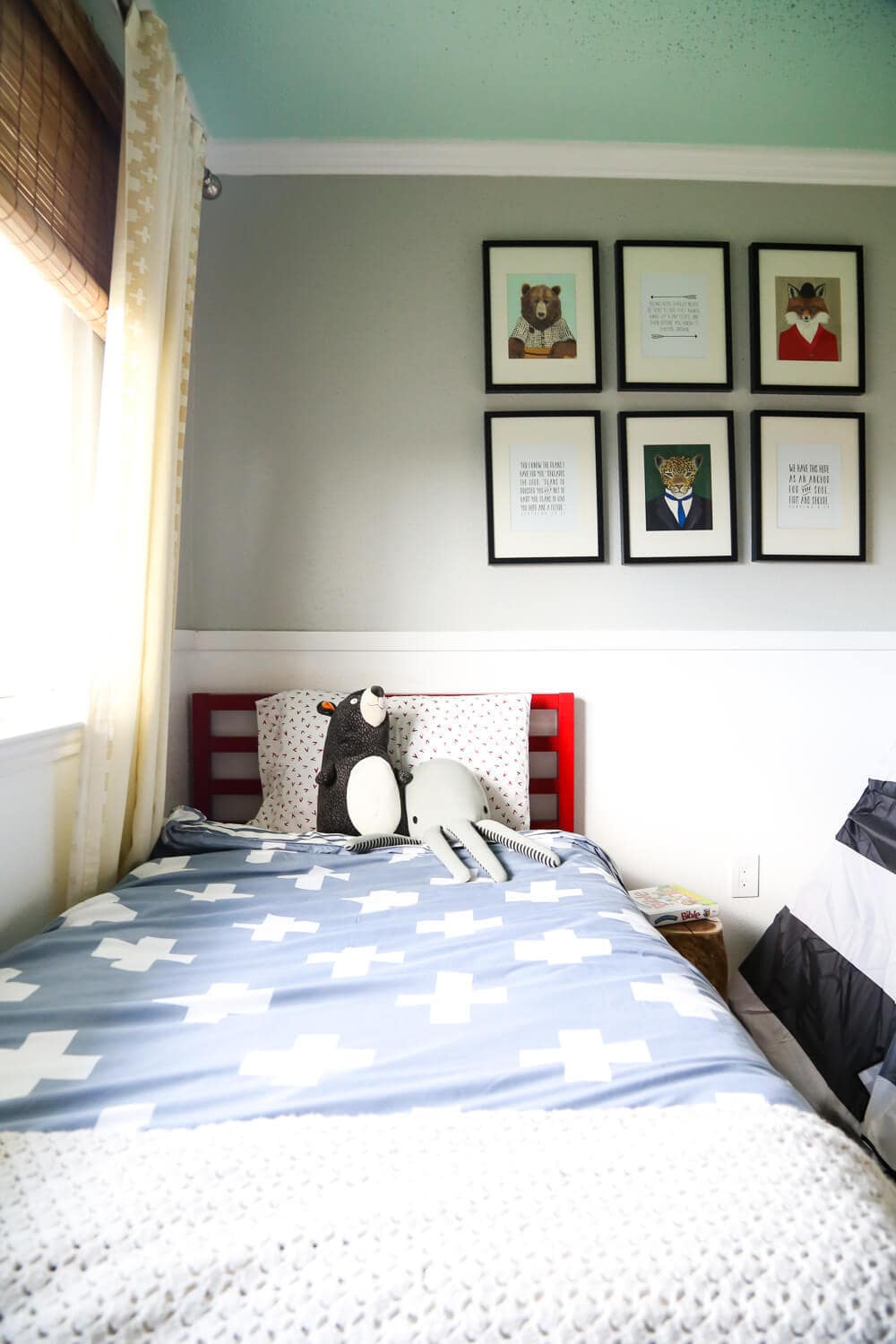 how to transition to a big kid room