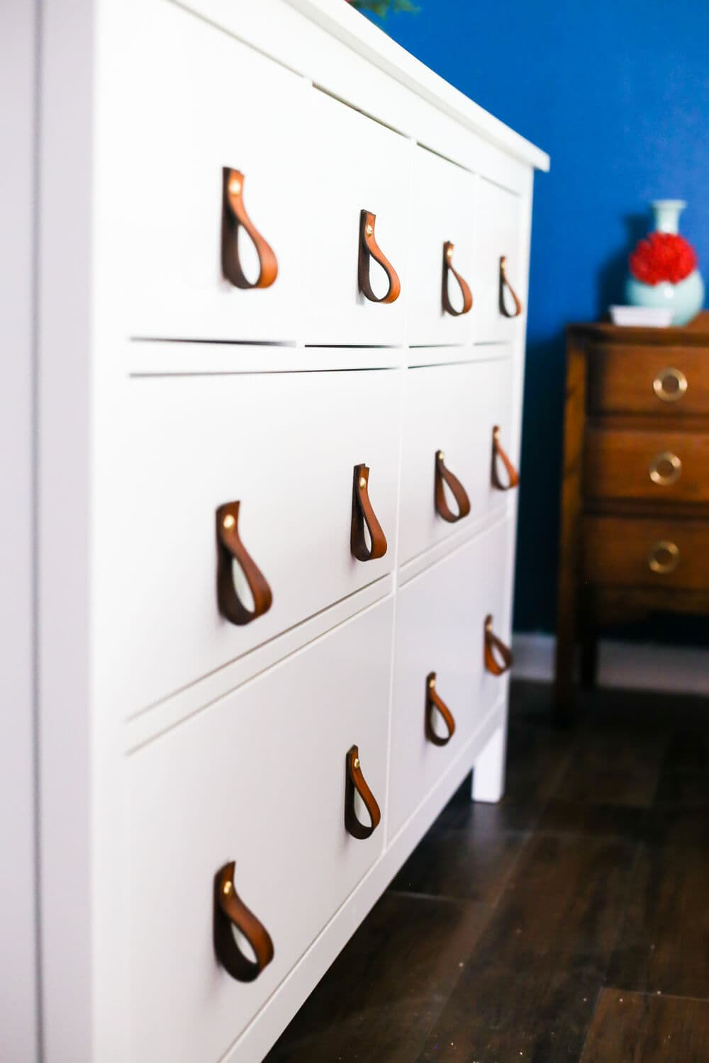 Picture of: How To Make Diy Leather Drawer Pulls Love Renovations