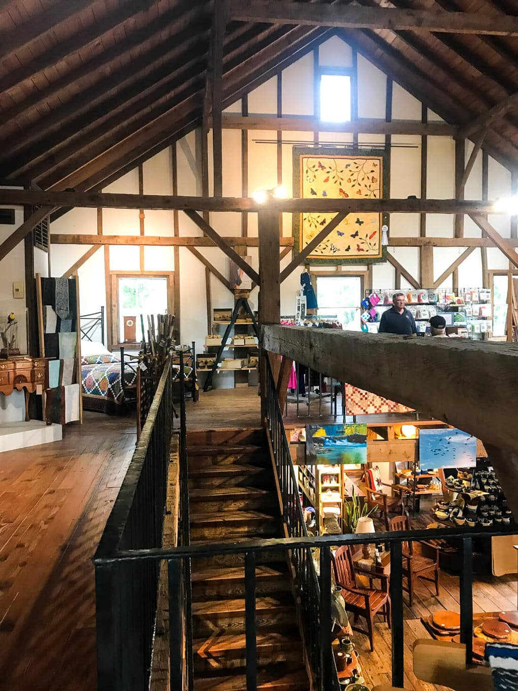 Where to shop in Waco Texas - the Heritage Homestead shops