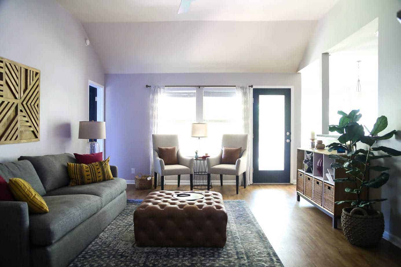 Tips for how to decorate a living room