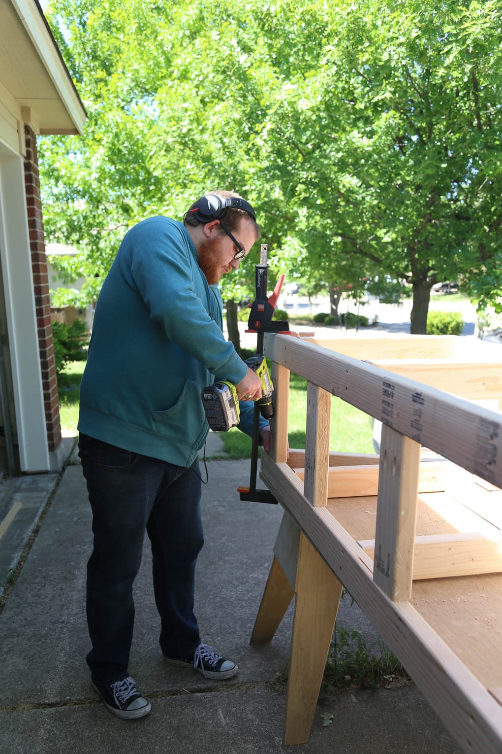 Building DIY banquette seating