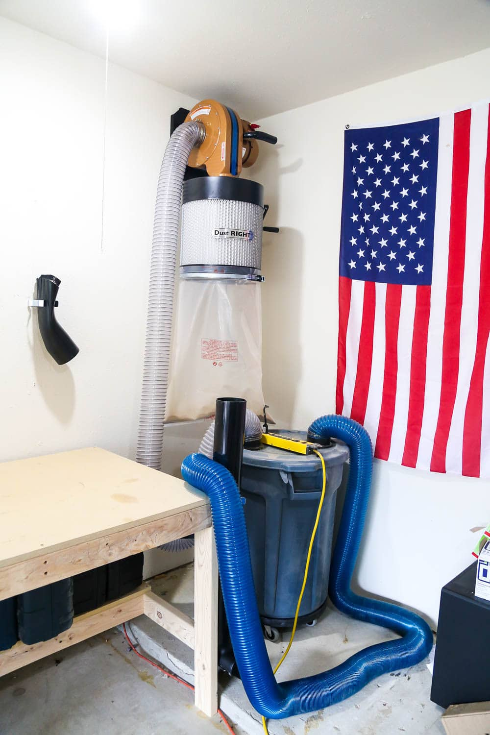 Review of Rockler dust collection system