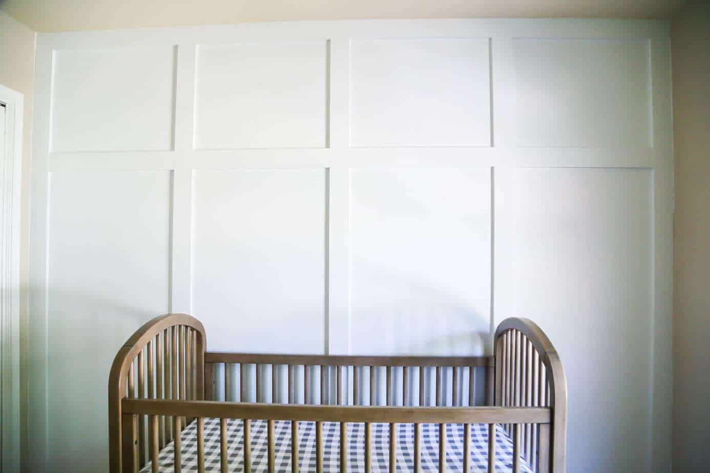 instructions for DIY board and batten wall