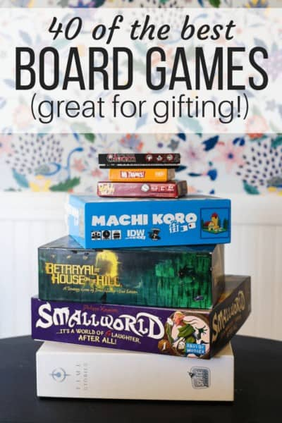 board game gift ideas
