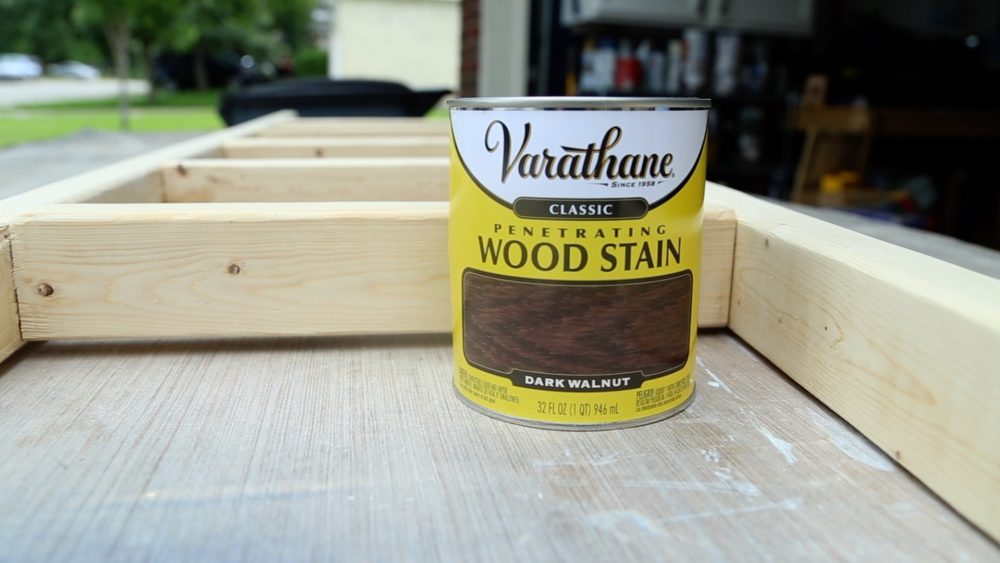 varathane dark walnut stain