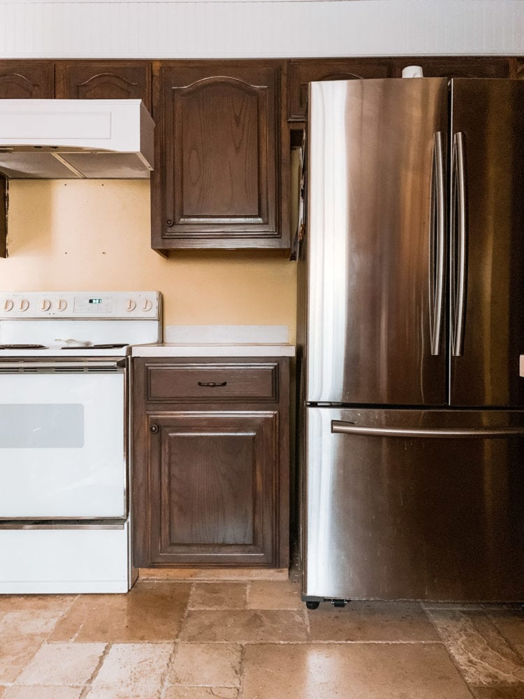 kitchen cabinets with new concealed hinges