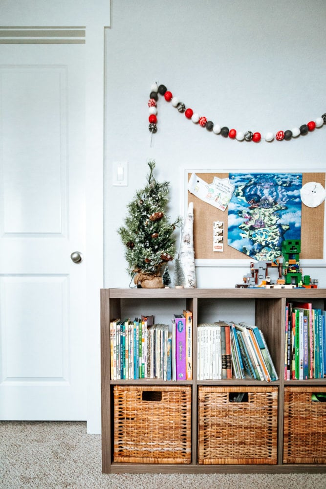 kid room decor ideas for Christmas