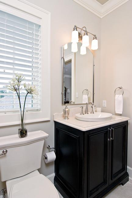 Best Floor Colors For Small Bathroom